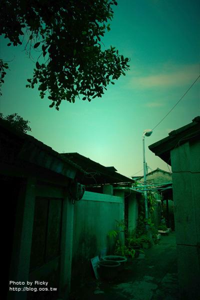 眷村裡迷路-左營-自助新村