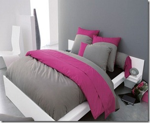 d co la d co rose. Black Bedroom Furniture Sets. Home Design Ideas