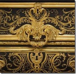 Commode Andre Charles Boulle
