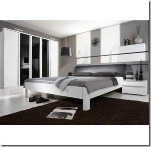 Grand Chambre Style Contemporain