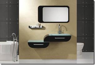salle de bain style contemporain