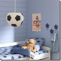 décoration chambre garçon
