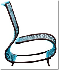 chaise Moroso M'afrique