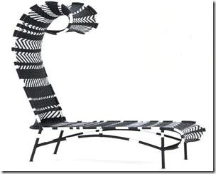 chaise longue Moroso