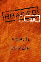 Screenshot of Brained Lite