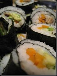 pile o sushi