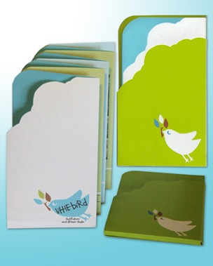Little Bird Brochure and packaging copy