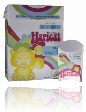 Hapicat package copy