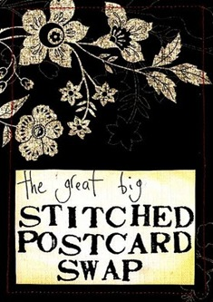 postcard swap blog