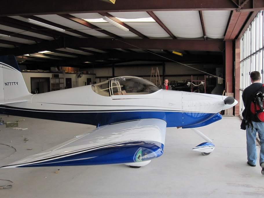 Show us a pic of your FINISHED RV-7/7A!!! - Page 18 - VAF Forums
