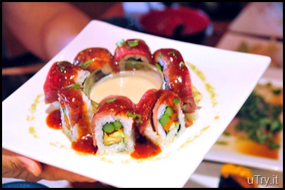 Beef Tataki Roll