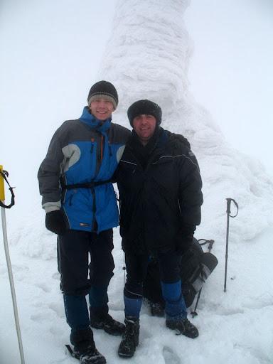 карпати снігоступи похід турклуб мармороси
