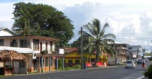 Downtown Kolonia