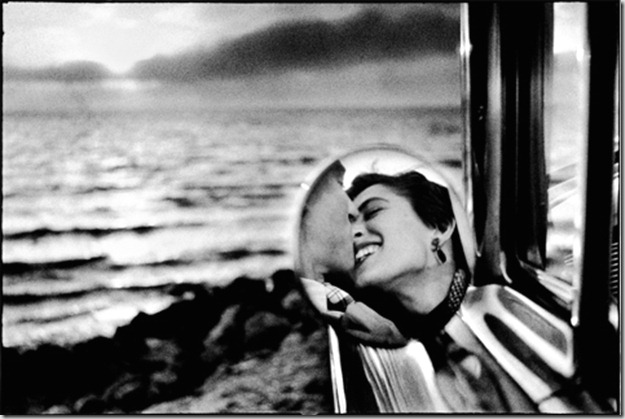 Elliott Erwitt, Kiss