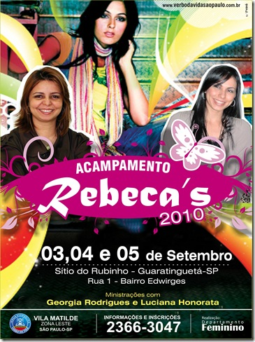 Cartaz Rebecas 05-09