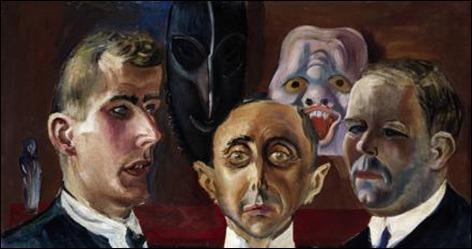 4.-Group-Portrait-Guenther-Franke-Paul-Ferdinand-Schmidt-and-Karl-Nierendorf-1923