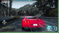 NFS World Online Nissan GTR