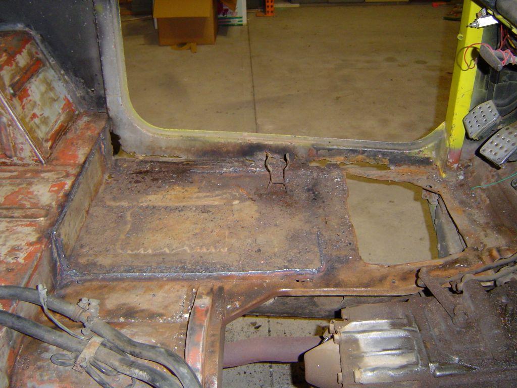 Diamond Plate Floor Pans Fj40 Land Cruisers
