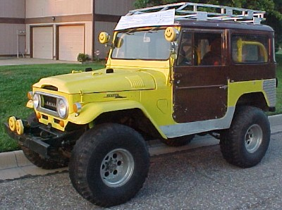 FJ40 Land Cruiser 1968
