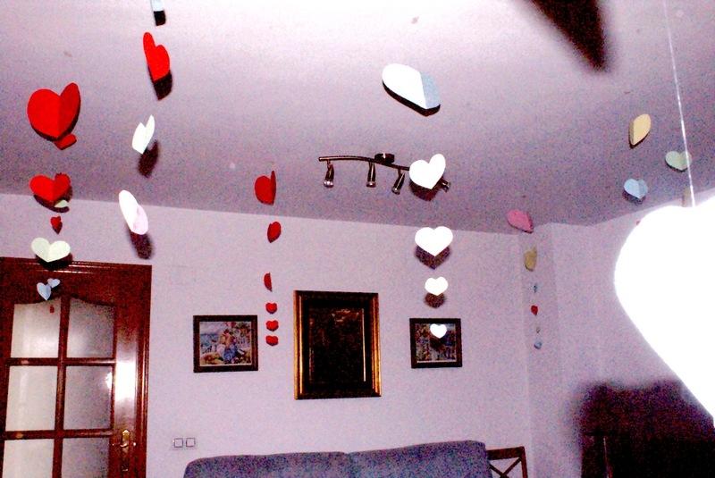 Punta y tac n san valent n est cerca saint valentine - Sorpresas romanticas en casa ...
