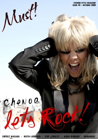 chenoa 3