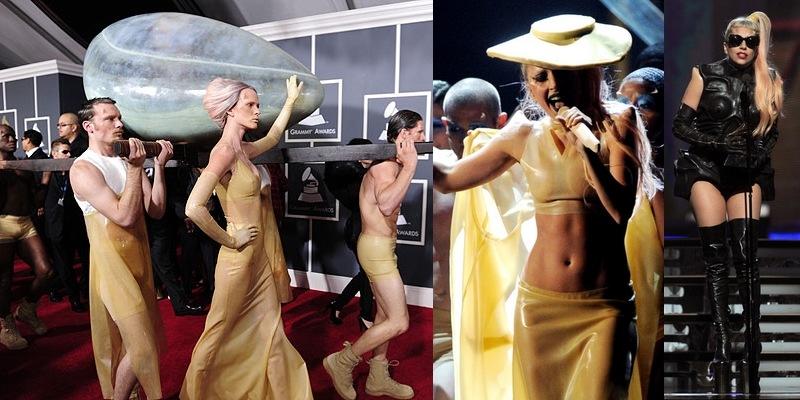 Grammy01-Gaga