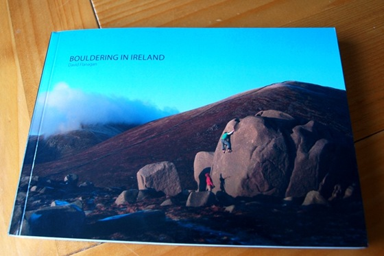 Bouldering In Ireland Guidebook