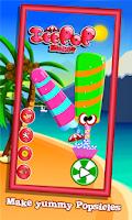 Screenshot of Ice Pop & Popsicles Maker