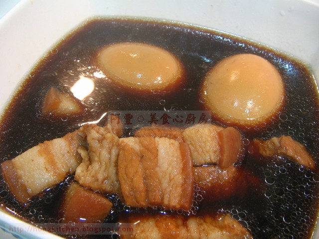 Pork Braised in Soy Sauce