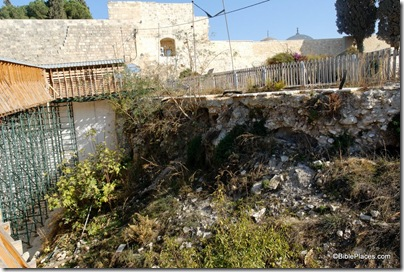 Temple Mount collapsed ramp, tb122006912