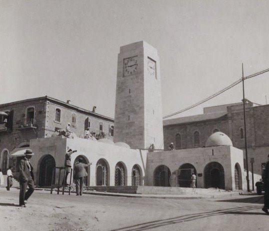 [Allenby Square clocktower-1934[6].jpg]