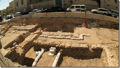 Excavations near Old City northwest corner, Peter Wong, IMG_6480