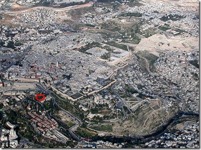 Jerusalem aerial from sw, tb010703209