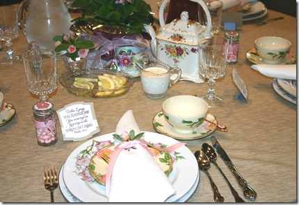 Ladies tea 2