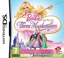 Barbie and The Three Musketeers (E)
