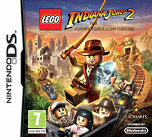 LEGO Indiana Jones 2: The Adventure Continues (E)