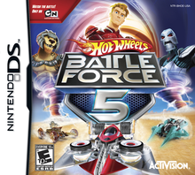 Hot Wheels - Battle Force 5 (U)