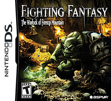 Fighting Fantasy: The Warlock of Firetop Mountain (U)