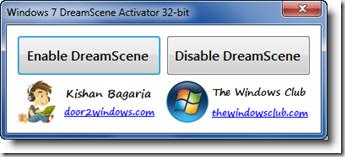 windows7 dreamscene activator Windows 7 DreamScene Activator Released