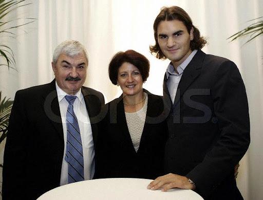 Familia de Roger Federer Roger%20Federer%20and%20Lynette%20and%20Robi
