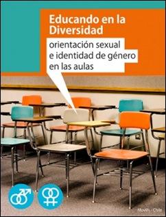 chile cartilha homofobia escolas