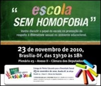 escola sem homofobia