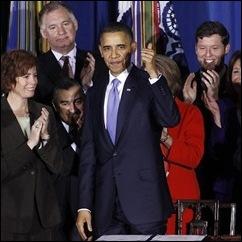 Barack Obama militar