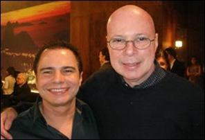 Ricardo Linhares e Gilberto Braga