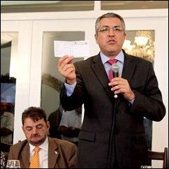 ministro da Saúde Alexandre Padilha