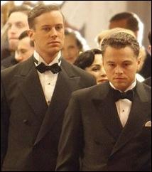 Armie Hammer e Leonardo DiCaprio