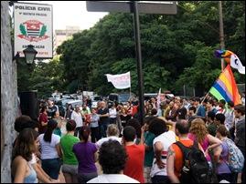 protesto homofobia