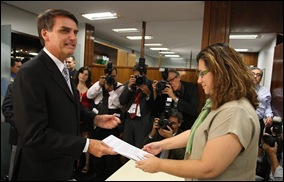 Bolsonaro corregedoria