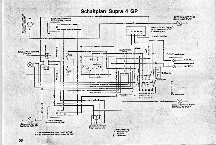 Wunderbar Norton Kommando Schaltplan Bilder - Der Schaltplan ...