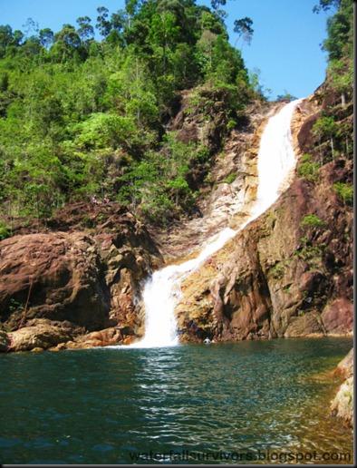 IMG_4518Berkelah Falls